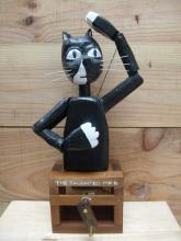 The Talented Mr B automata by John Dunn