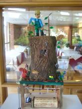 'The man who planted trees' automata by John Dunn