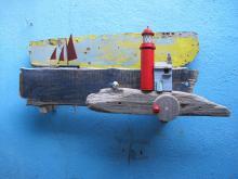 John Dunn's Morning Tide automata