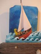 'Stormy Sea 2' automata by John Dunn