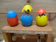 Scrambled Eggs Automata by John Dunn